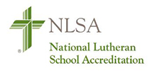 National Lutheran School Accredition logo