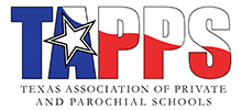 Texas Association of Private and Parochial Schools logo