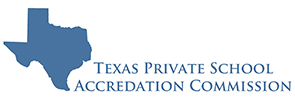 Texas Private School Accreditation Commission logo